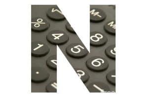 Buchstabe N-02