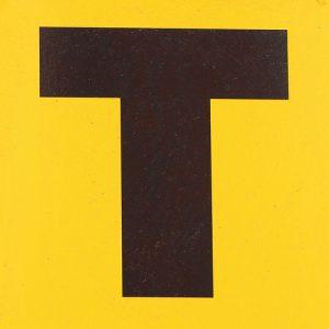 Buchstabe T-02